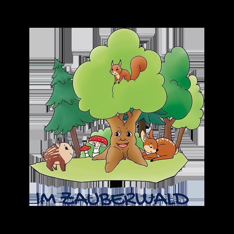 Bild: Elterninitiative Kindergaerten Ense e.V. - Im Zauberwald Logo